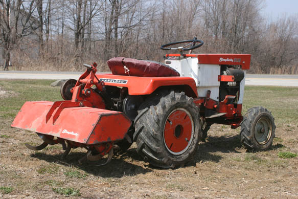 Lawn Tractor With Rear Pto : Garden tractors with rear pto inspiration