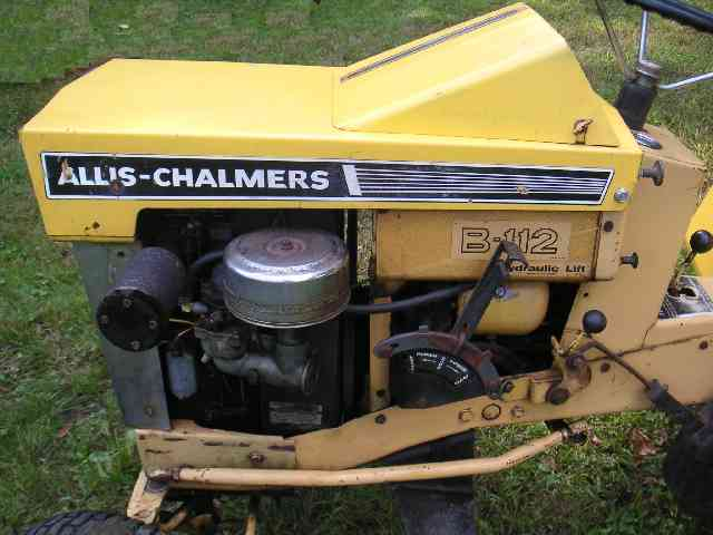 allis chalmers b112 wiring diagram allis chalmers d15