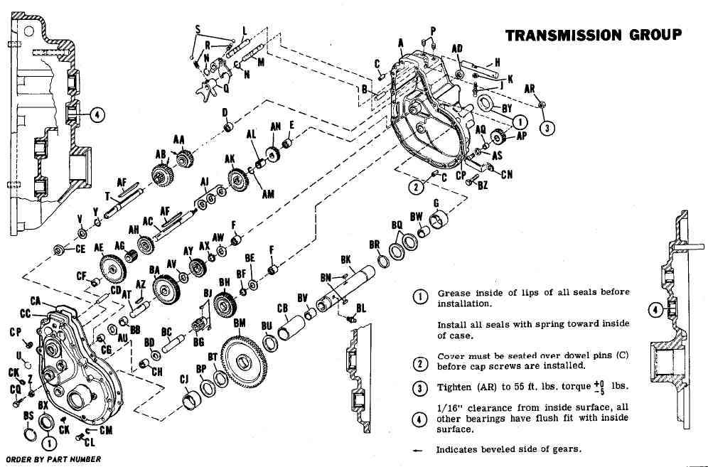 7060 Allis Chalmers Wiring Diagrams Com