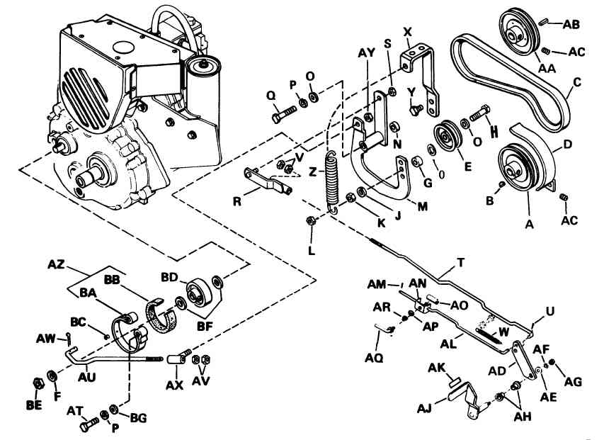 wiring diagram for ford 801 powermaster tractor  ford