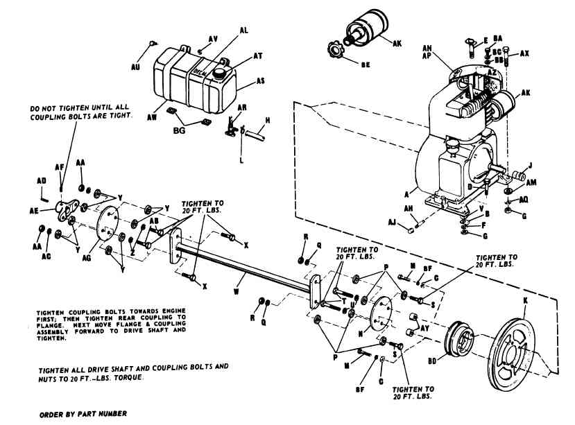A * ENGINE, Briggs & Stratton Note* See your local Briggs & Stratton