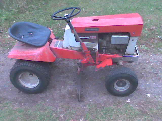 49 720 Allis Tractor Craigslist Allis Chalmers 720 Tractor With Fabric Rolling Attachment