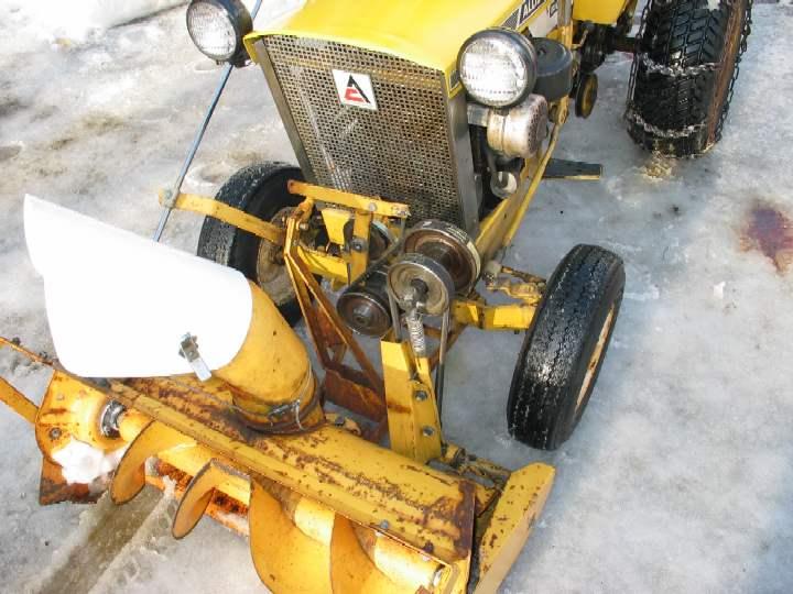 Printer Tractor Belt : Michael s tractors simplicity and allis chalmers garden