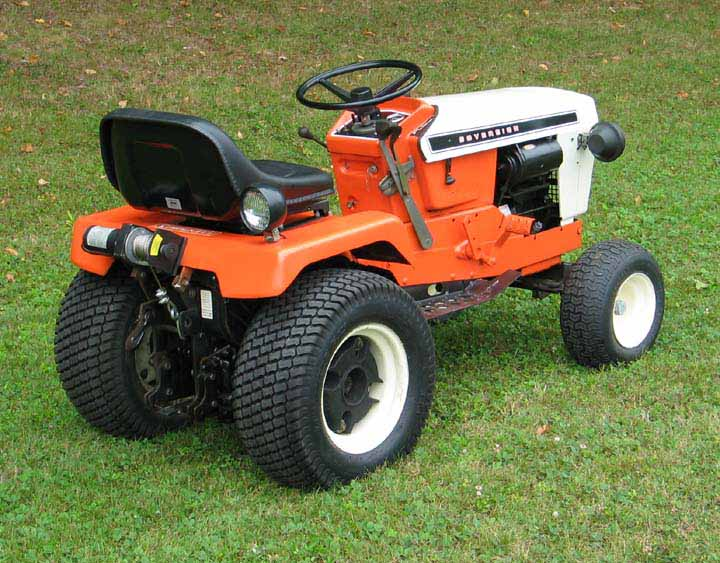 Diagram Michael U0026 39 S Tractors Simplicity And Allis Chalmers Garden